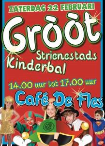 poster kinderbal